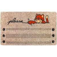 Fußmatte Fußabtreter Katze