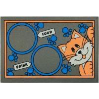 Fußmatte Futterplatz Katze
