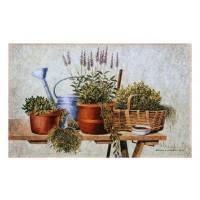 Fußmatte Gallery Garden herbs