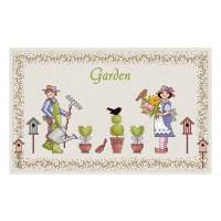 Fußmatte Gallery Garden