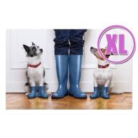 Fußmatte Gallery Hunde-Gummistiefel XL