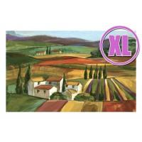 Fußmatte Gallery Lavendelfelder XL