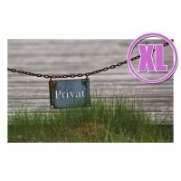 Fußmatte Gallery Privat XL