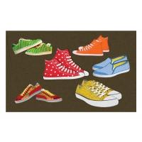 Fußmatte Gallery Sneakers