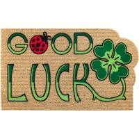 Fußmatte Good Luck