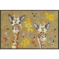 Fußmatte Happy Giraffes