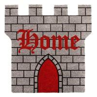 Fußmatte Home Castle Kokos