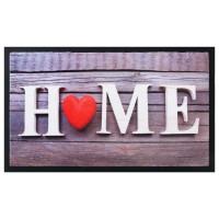 Fußmatte Image Home Heart