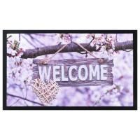 Fußmatte Image Springflowers