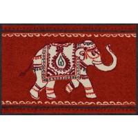 Fußmatte Indian Elephant