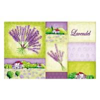 Fussmatte Gallery Lavendel