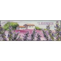 Fußmatte Lavender Houses XXL