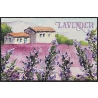 Fußmatte Lavender Houses