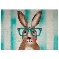 Fußmatte Look Smart Rabbit
