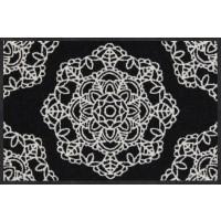Fußmatte Mandala Lace