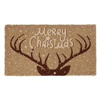 Fußmatte Merry Christmas Kokos