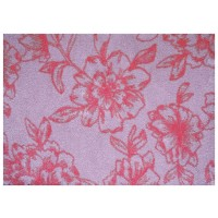 Fußmatte Mikrofaser Blossom Pink