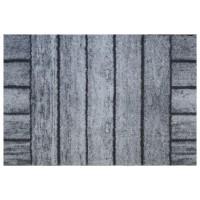Fußmatte Mikrofaser Holzboden 40 cm x 60 cm