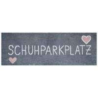 Fußmatte Mikrofaser Schuhparkplatz L