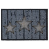 Fußmatte Mondial Woodwall Stars (