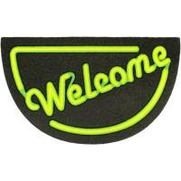 Fußmatte Neon Welcome