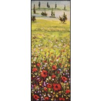 Fußmatte Poppy Field XXL