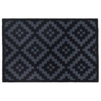 Fußmatte Prestige Quilt schwarz