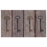 Fußmatte Residence Keys