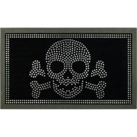 Fußmatte Skull