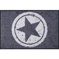 Fußmatte Salonloewe Star Grey