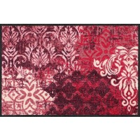 Fußmatte Overlaying Ornament Red Chic