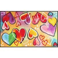 Fußmatte Salonloewe Heartbeat XL