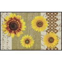 Fußmatte Sunflower Garden XL