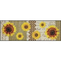 Fußmatte Sunflower Garden XXL (