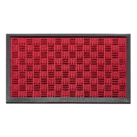 Fußmatte Supreme rot