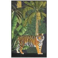 Fußmatte Tiger XL Salonloewe