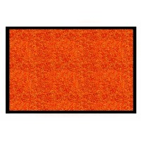 Fußmatte Twister orange