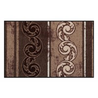 Fußmatte Salonloewe Design Arabeske Beige 50cm x 75cm