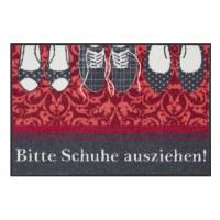 Fußmatte Salonloewe Design Bitte Schuhe ausziehen