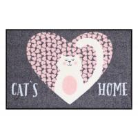 Fußmatte Cats Home