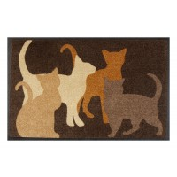 Fußmatte Easy Clean Katzen