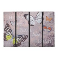 Fußmatte Eco Master butterflys home