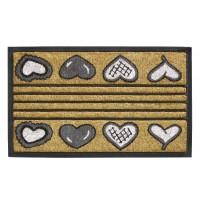 Fußmatte Fun Decor hearts