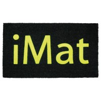 Fussmatte iMat Yellow