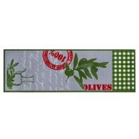 Fußmatte Kitchen Guard olives