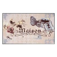 Fußmatte Salonloewe Design Maison 75cm x 120cm