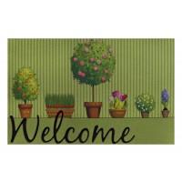 Fußmatte Master Blumentöpfe