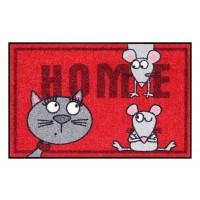 Fußmatte Salonloewe Cat and mice