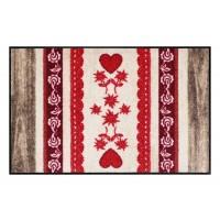 Fußmatte Salonloewe Heart Wood