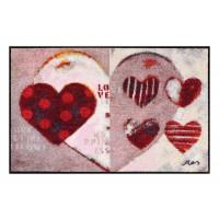 Fußmatte Salonloewe Herzenswunsch